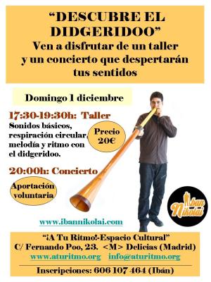 Taller Madrid